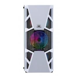 Корпус Formula CL-3303W RGB белый без БП ATX 6x120mm 2xUSB2.0 1xUSB3.0 audio bott PSU