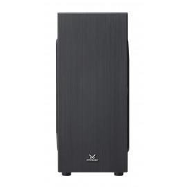 Корпус Accord ACC-CL293B черный без БП ATX 4x120mm 2xUSB2.0 1xUSB3.0 audio