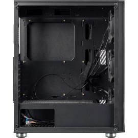 Корпус Formula V-LINE 7713 черный без БП ATX 3x120mm 6x140mm 2xUSB2.0 1xUSB3.0 audio bott PSU