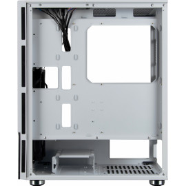 Корпус Formula V-LINE 7713 белый без БП ATX 3x120mm 6x140mm 2xUSB2.0 1xUSB3.0 audio bott PSU