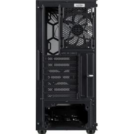 Корпус Formula V-LINE 2052 черный без БП ATX 2xUSB2.0 1xUSB3.0 audio bott PSU