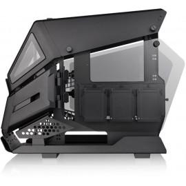 Корпус Thermaltake AH T200 черный без БП mATX 4x120mm 4x140mm 2xUSB3.0 audio bott PSU
