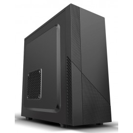 Корпус Accord K-16 черный без БП ATX 6x120mm 2xUSB2.0 1xUSB3.0 audio