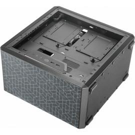 Корпус Cooler Master MasterBox Q500L черный без БП ATX 2x120mm 2x140mm 2xUSB3.0 audio bott PSU