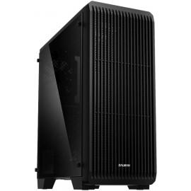 Корпус Zalman S2 TG черный без БП ATX 5x120mm 2xUSB2.0 1xUSB3.0 audio bott PSU