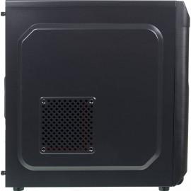 Корпус Accord ACC-B305 черный без БП ATX 2xUSB2.0 audio