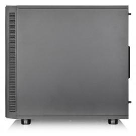 Корпус Thermaltake Suppressor F31 TG черный без БП ATX 8x120mm 8x140mm 3x200mm 2xUSB2.0 2xUSB3.0 audio front door bott PSU