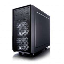 Корпус Fractal Design FOCUS G MINI Window черный без БП mATX 6x120mm 1x140mm 1xUSB2.0 1xUSB3.0 audio bott PSU