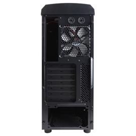 Корпус Zalman Z3 Plus черный без БП ATX 1x80mm 1x92mm 2x120mm 2xUSB2.0 1xUSB3.0 audio bott PSU