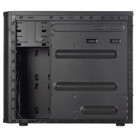 Корпус Fractal Design Core 1100 черный без БП mATX 1x120mm 1xUSB2.0 1xUSB3.0 audio