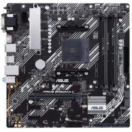 Материнская плата Asus PRIME B450M-A II Soc-AM4 AMD B450 4xDDR4 mATX AC`97 8ch(7.1) GbLAN RAID+VGA+DVI+HDMI