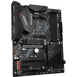 Материнская плата Gigabyte B550 AORUS ELITE V2 Soc-AM4 AMD B550 4xDDR4 ATX AC`97 8ch(7.1) 2.5Gg RAID+HDMI+DP