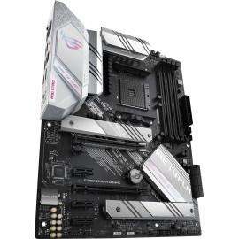 Материнская плата Asus ROG STRIX B550-A GAMING Soc-AM4 AMD B550 4xDDR4 ATX AC`97 8ch(7.1) 2.5Gg RAID+HDMI+DP