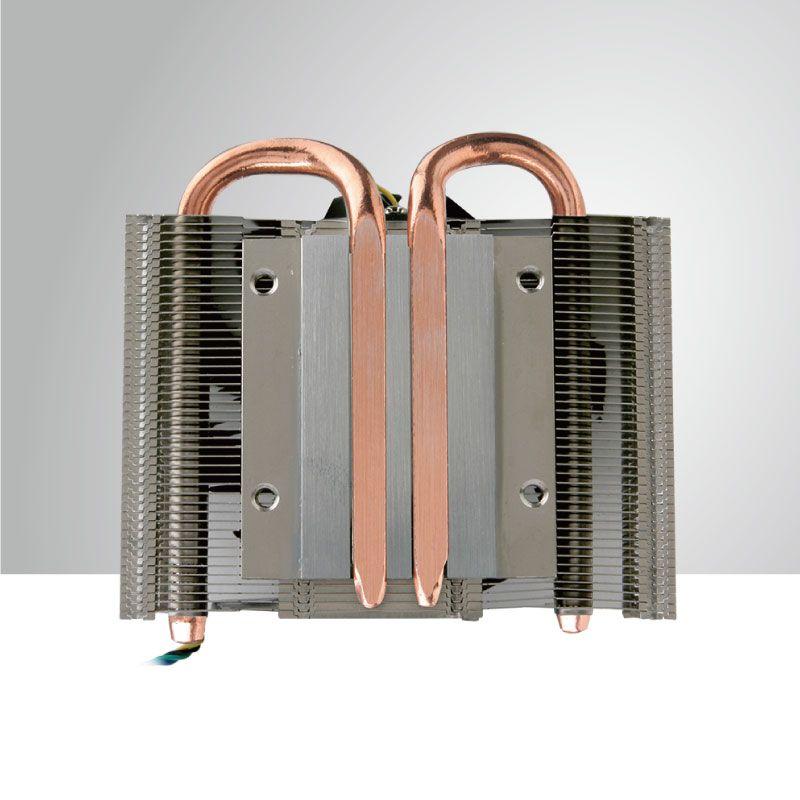 Устройство охлаждения(кулер) Titan TTC-ND15TB/PW(RB) Soc-AM4/AM3+/1150/1151/1200 4-pin 16-38dB Al+Cu 95W 240gr Ret