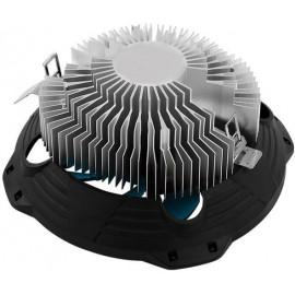Устройство охлаждения(кулер) Aerocool BAS U-PWM Soc-AM4/AM3+/1150/1151/1200 4-pin 15-26dB Al 110W 361gr Ret