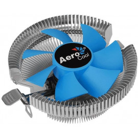 Устройство охлаждения(кулер) Aerocool Verkho A-3P Soc-AM4/AM3+/AM2+/FM2+ 3-pin 29dB Al 100W 230gr Ret