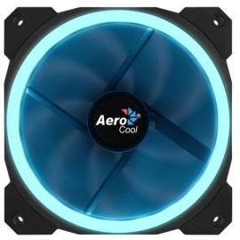 Вентилятор Aerocool Orbit 120x120mm 3-pin 14dB 153gr LED Ret