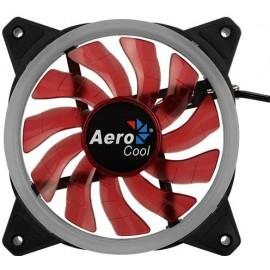 Вентилятор Aerocool Rev Red 120x120mm 3-pin 15dB 153gr LED Ret