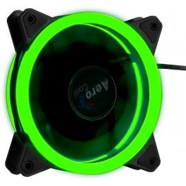 Вентилятор Aerocool Rev RGB 120x120mm 3-pin 15dB 153gr LED Ret