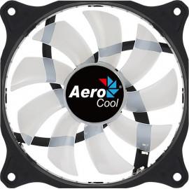Вентилятор Aerocool Cosmo 12 120x120mm 4-pin(Molex)24dB 160gr LED Ret