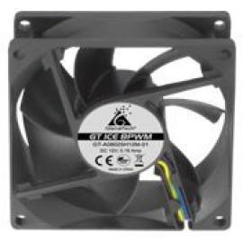 Вентилятор Glacialtech GT ICE 8PWM 80x80x25mm 4-pin 18-30dB 64gr Ret