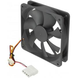 Вентилятор Glacialtech GT ICE 12 120x120x25mm 3-pin 4-pin (Molex)19dB 117gr Ret