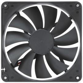 Вентилятор Glacialtech GT ICE 14 140x140x25mm 3-pin 4-pin (Molex)23dB 161gr Ret