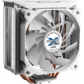 Устройство охлаждения(кулер) Zalman CNPS10X Optima II White RGB Soc-AM4/AM3+/1150/1151/1200/2011/2066 4-pin 17-27dB Al+Cu 180W 740gr LED Ret