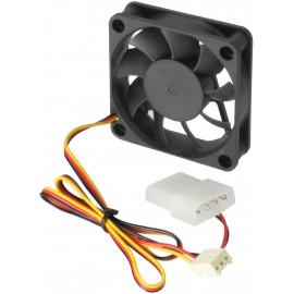 Вентилятор Glacialtech GT ICE 6 60x60x15mm 3-pin 4-pin (Molex)23dB 34gr Ret