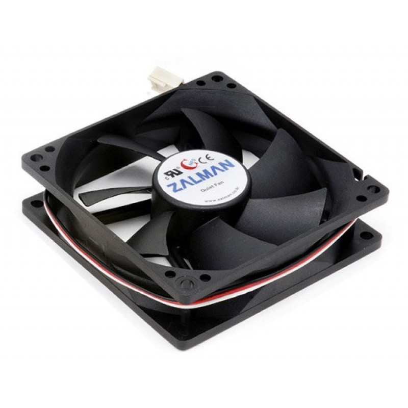 Вентилятор Zalman ZM-F2 Plus (SF) 90x90mm 3-pin 20-23dB 77gr Ret
