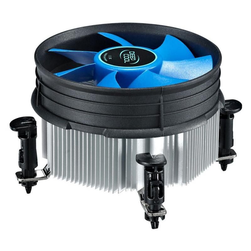 Устройство охлаждения(кулер) Deepcool Theta 21 PWM Soc-1200/1150/1151/1155 4-pin 18-33dB Al 95W 370gr Ret