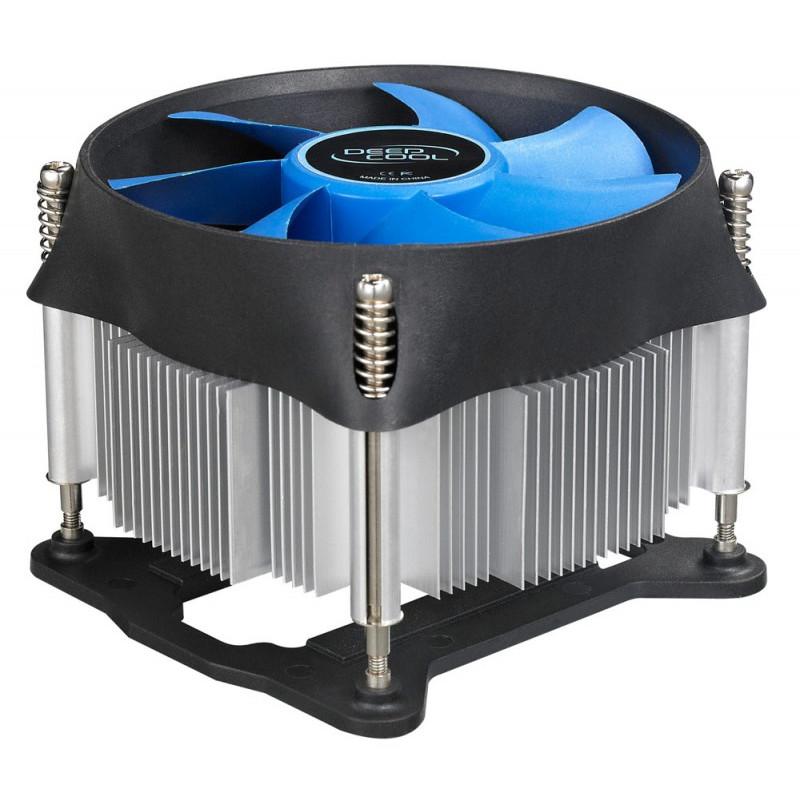 Устройство охлаждения(кулер) Deepcool THETA 31 PWM Soc-1200/1150/1151/1155 4-pin 18-33dB Al+Cu 95W 450gr Ret