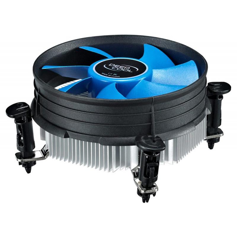 Устройство охлаждения(кулер) Deepcool THETA 9 PWM Soc-1200/1150/1151/1155 4-pin 18-45dB Al 95W 269gr Ret