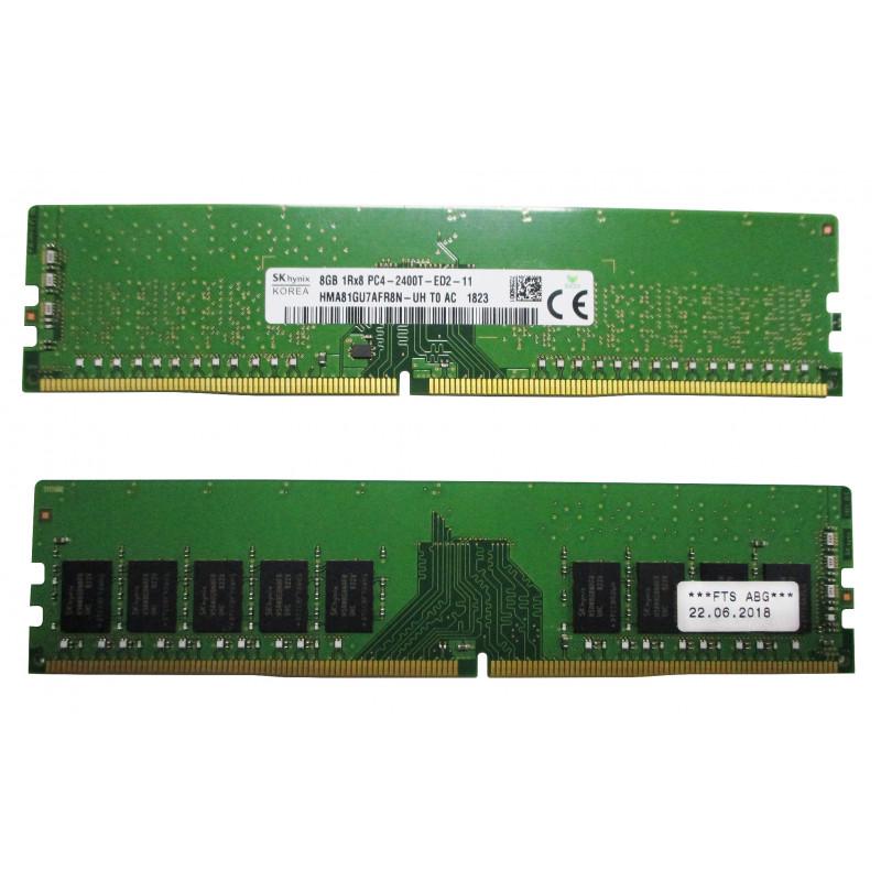 Память DDR4 Fujitsu S26361-F3909-L115 8Gb DIMM ECC U PC4-19200 2400MHz