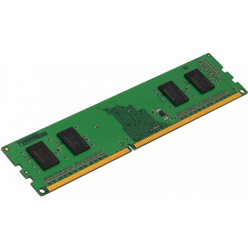 Память DDR4 4Gb 2666MHz Kingston KVR26N19S6/4 RTL PC4-21300 CL19 DIMM 288-pin 1.2В single rank