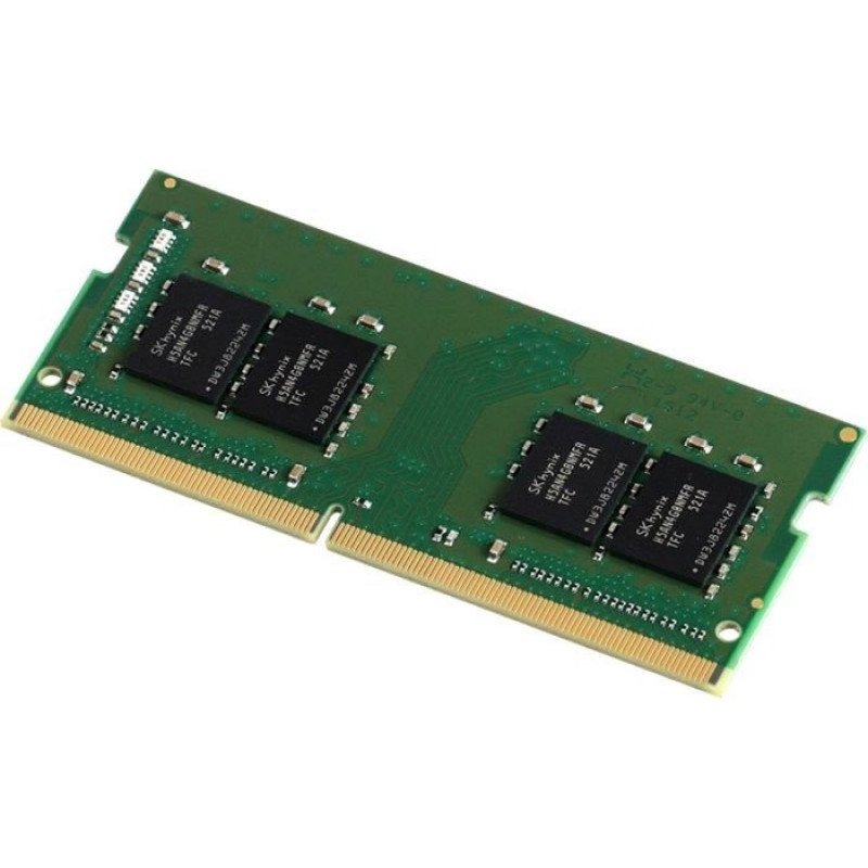 Память DDR4 8Gb 2666MHz Kingston KVR26S19S8/8 VALUERAM RTL PC4-21300 CL19 SO-DIMM 260-pin 1.2В single rank