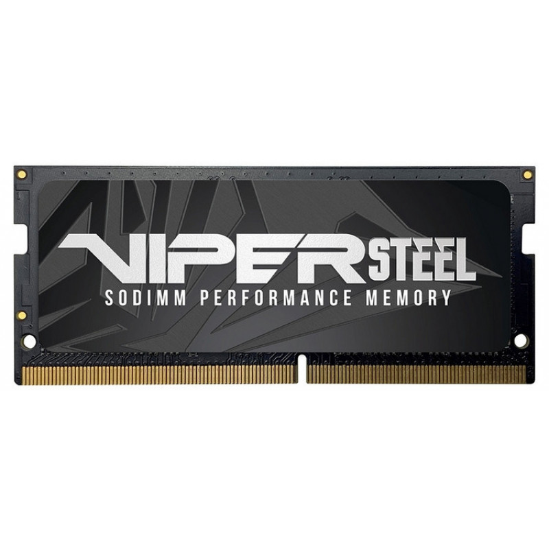Память DDR4 16Gb 2400MHz Patriot PVS416G240C5S RTL PC4-19200 CL15 SO-DIMM 260-pin 1.25В