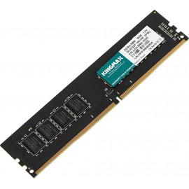 Память DDR4 16Gb 2666MHz Kingmax KM-LD4-2666-16GS RTL PC4-21300 CL19 DIMM 288-pin 1.2В