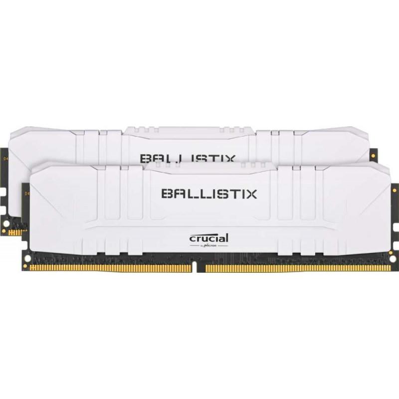Память DDR4 2x8Gb 3200MHz Crucial BL2K8G32C16U4W Ballistix RTL PC4-25600 CL16 DIMM 288-pin 1.35В kit