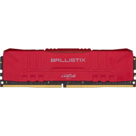 Память DDR4 16Gb 2666MHz Crucial BL16G26C16U4R OEM PC4-21300 CL16 DIMM 288-pin 1.2В