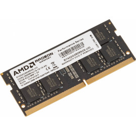 Память DDR4 32Gb 2666MHz AMD R7432G2606S2S-UO OEM PC4-21300 CL19 SO-DIMM 260-pin 1.2В