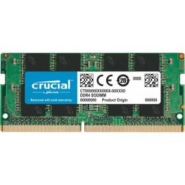 Память DDR4 8Gb 2666MHz Crucial CT8G4SFRA266 RTL PC4-21300 CL19 SO-DIMM 260-pin 1.2В single rank