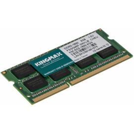 Память DDR3 8Gb 1600MHz Kingmax KM-SD3-1600-8GS RTL PC3-12800 CL11 SO-DIMM 204-pin 1.5В