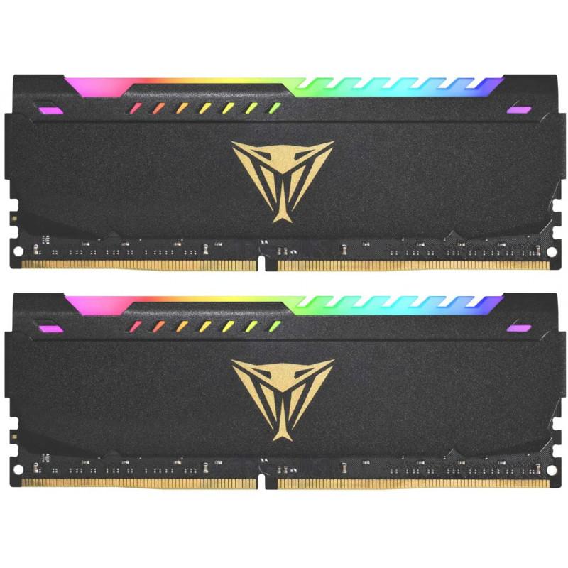 Память DDR4 2x8Gb 3200MHz Patriot PVSR416G320C8K RTL PC4-25600 CL18 DIMM 288-pin 1.35В dual rank