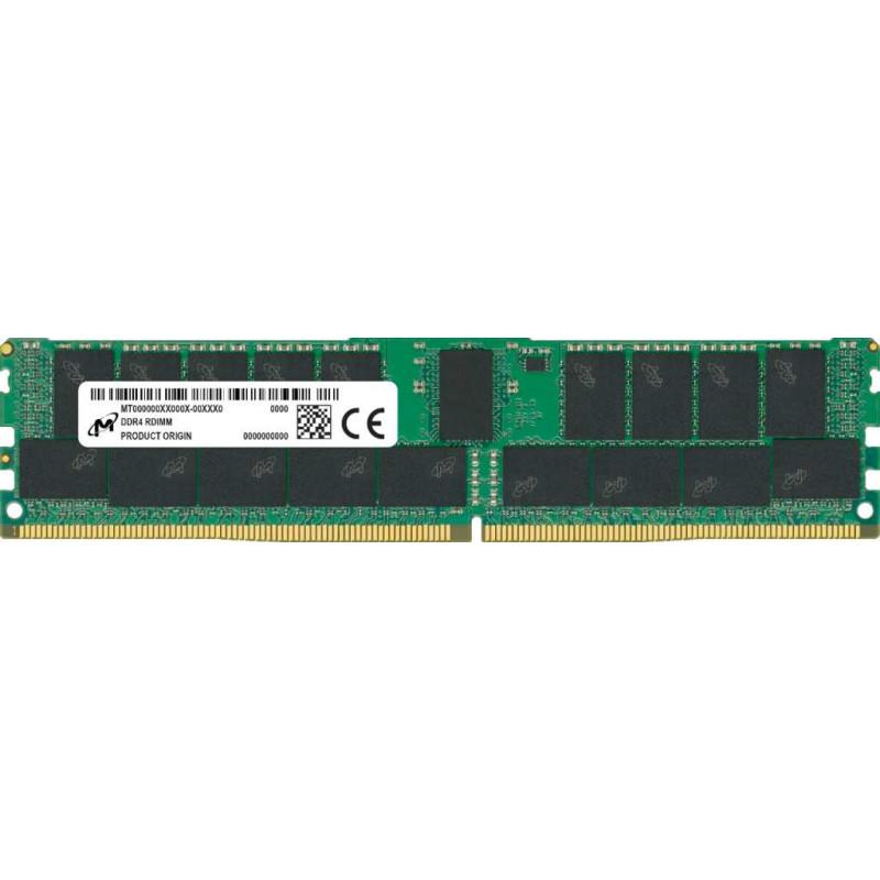 Память DDR4 Crucial MTA18ASF2G72PZ-3G2J3 16Gb DIMM ECC Reg PC4-25600 CL22 3200MHz