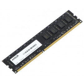 Память DDR3 8Gb 1600MHz AMD R538G1601U2SL-U RTL PC3-12800 CL11 LONG DIMM 240-pin 1.35В