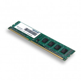 Память DDR3 4Gb 1333MHz Patriot PSD34G13332 RTL PC3-10600 CL9 DIMM 240-pin 1.5В