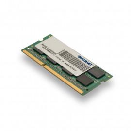 Память DDR3L 4Gb 1600MHz Patriot PSD34G1600L2S RTL PC3-12800 CL11 SO-DIMM 204-pin 1.35В