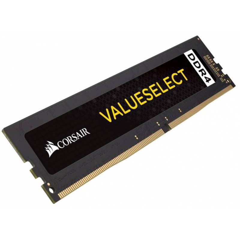 Память DDR4 16Gb 2400MHz Corsair CMV16GX4M1A2400C16 Value Select RTL PC4-21300 CL16 DIMM 288-pin 1.2В