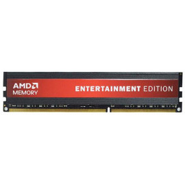 Память DDR3 8Gb 1600MHz AMD R538G1601U2S-UO OEM PC3-12800 CL11 DIMM 240-pin 1.5В